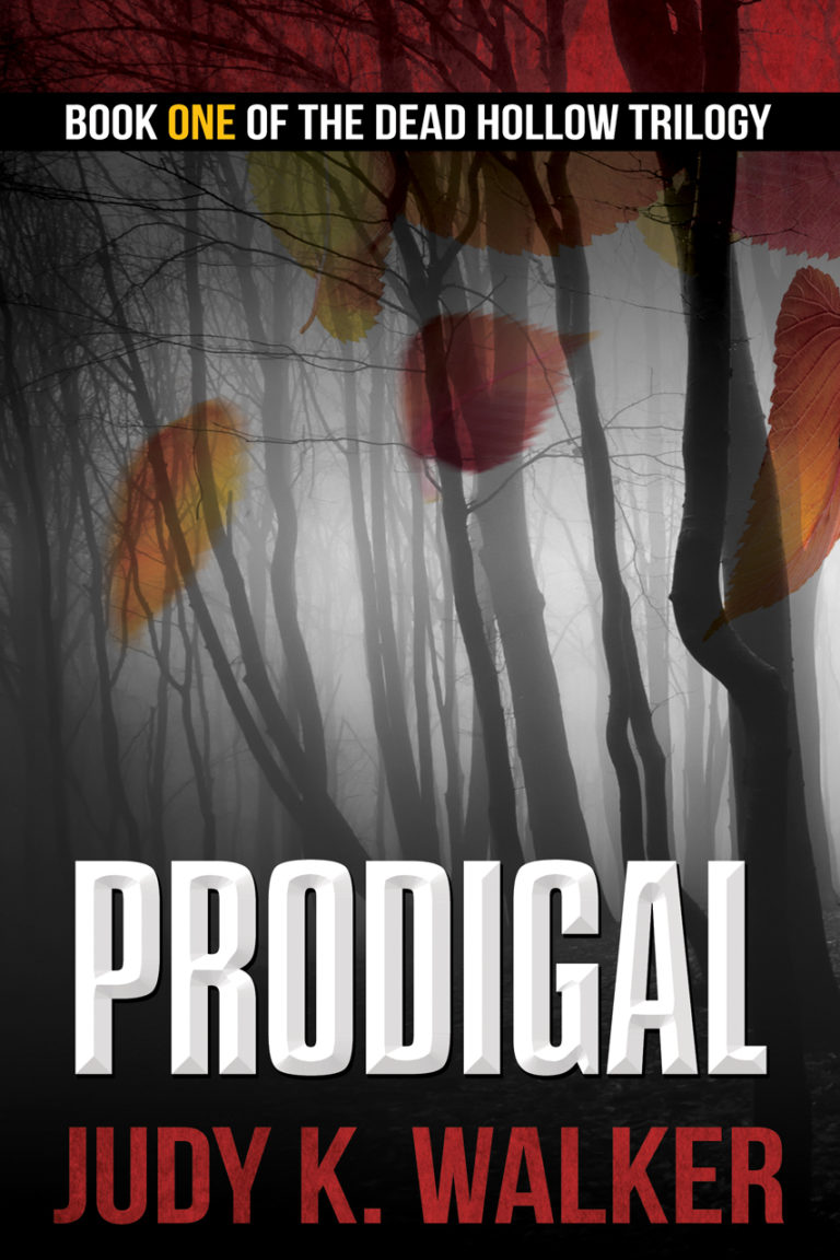 Ebook cover for Prodigal by Judy K. Walker; cover design by Robin Ludwig Cover Designs