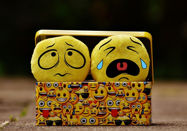 Anxious and Crying Box