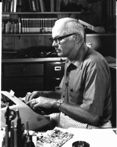 John D. MacDonald, from wikimedia commons by Pppjoker (Wikipedia anglais)