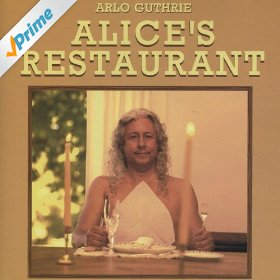 Cover of Alice's Restaurant (The Massacree Revisited) on Amazon