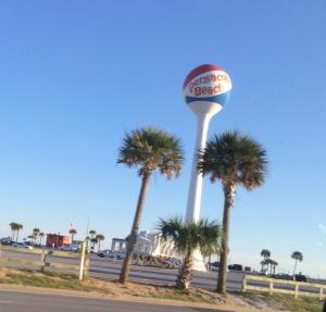 Pensacola Beach Ball by Judy K. Walker