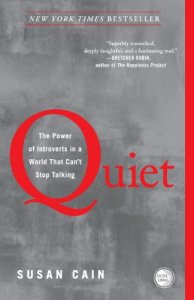 The cover of Quiet by Susan Cain on Amazon