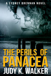 Cover image for the Sydney Brennan Novel, The Perils of Panacea
