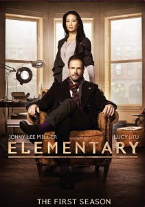 Elementary Season 1 DVD on Amazon