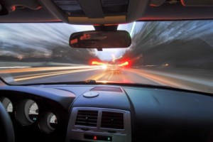 """Car """"Traveling At Speed Of Light"""" by digidreamgrafix from freedigitalphotos.net"""