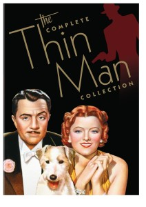 Cover of The Thin Man Movie Collection on Amazon