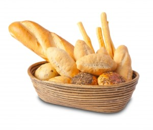 """Bread In Basket"" by Witthaya Phonsawat from freedigitalphotos.net"