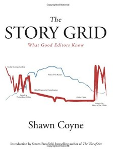 Cover for The Story Grid by Shawn Coyne