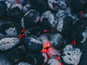Hot coals by Pawel Kadysz from stocksnap.io