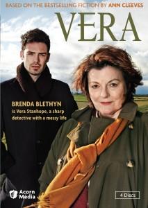 Cover of Vera, Set 1, on DVD on Amazon