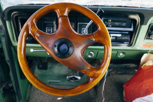 Vintage Car Shifter and Steering Wheel by Jay Mantri from stocksnap.io