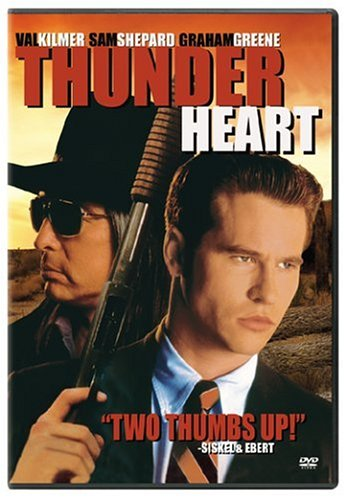 Thunderheart DVD on Amazon