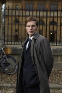 Shaun Evans as Endeavor from Amazon