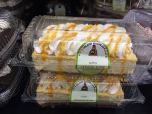 Lilikoi cheesecake by Judy K. Walker