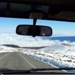 Mauna Kea snow by Judy K. Walker