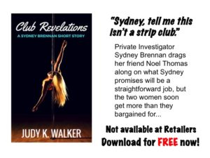 Giveaway for short story Club Revelations by Judy K. Walker