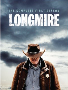 Longmire Season 1 on DVD