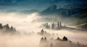 Foggy mountain by Ricardo Gomez Angel from stocksnap.io