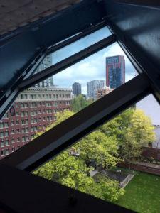 Seattle_library_view by Judy K. Walker