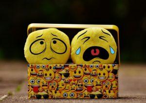 Anxious and Crying Box