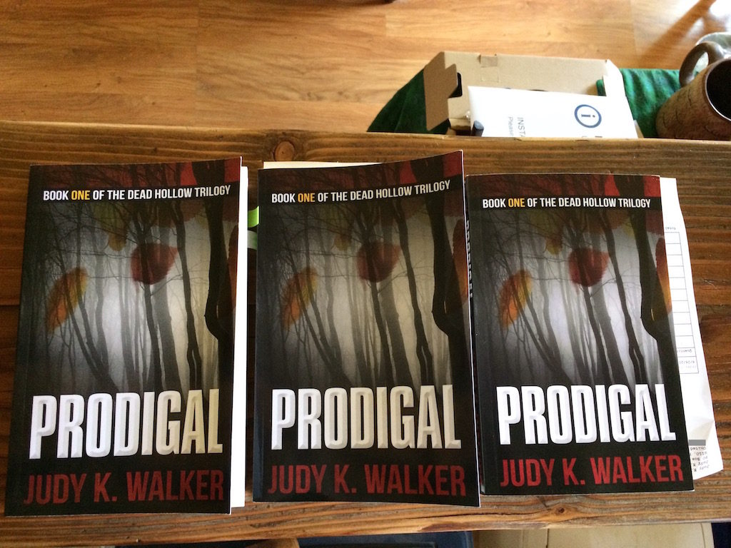 The CS1, CS2, and IS paperback covers... just waiting for No. 4!