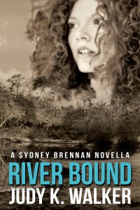 Ebook Cover for River Bound, Sydney Brennan Mystery #6 by Judy K. Walker