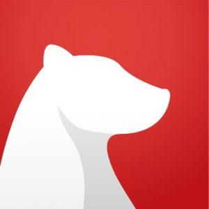 Bear Writer app icon
