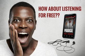 Man pleasantly surprised by free audiobooks