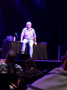 Dean Wesley Smith speaking at the 2018 20Books Las Vegas conference