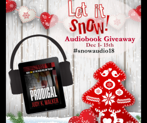 Let it Snow Audiobook Giveaway