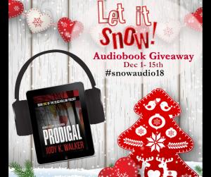 Let it Snow Audiobook Giveaway