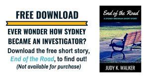Ever wonder how Sydney Brennan became an investigator?