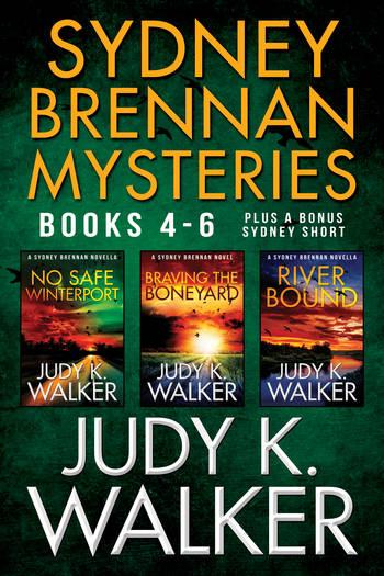 Sydney Brennan Mysteries: Books 4-6